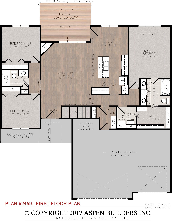 2459 | Aspen Builders - Premiere Custom